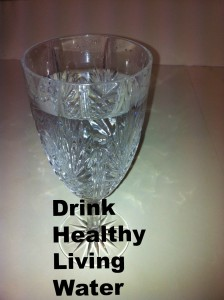 my glas of water 224x300 Why Drink Clean And Healthy Water
